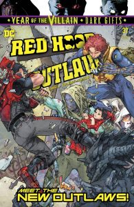 Red Hood and the Outlaws #37 (2019)