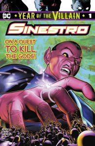 Sinestro: Year Of The Villain #1 (2019)