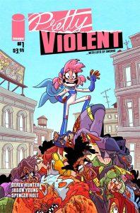 Pretty Violent #1 (2019)