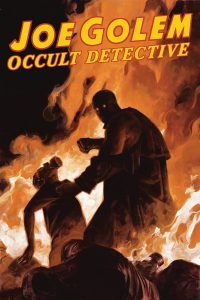 Joe Golem: Occult Detective - The Conjurors #4 (2019)