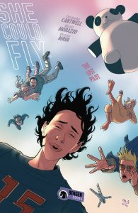 She Could Fly: The Lost Pilot #5 (2019)
