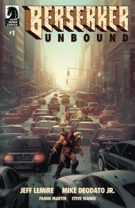 Berserker Unbound #1 (2019)