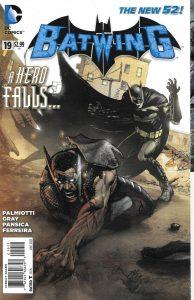Batwing #19 (2013)