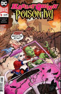 Harley Quinn & Poison Ivy #1 (2019)