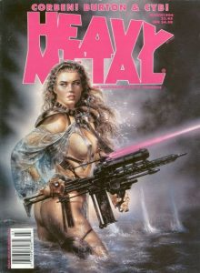 Heavy Metal Magazine #149 (1994)
