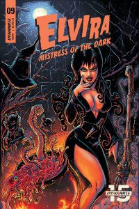 Elvira, Mistress Of Dark #9 (2019)