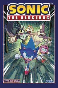 Sonic The Hedgehog Volume 1: Fallout! #4 (2019)