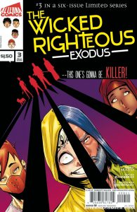The Wicked Righteous: Exodus #3 (2019)