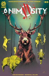 Animosity #23 (2019)