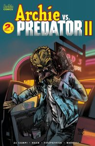 Archie vs Predator 2 #2 (2019)