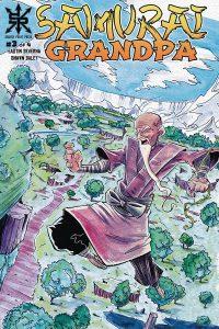 Samurai Grandpa #3 (2019)