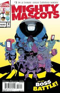 Mighty Mascots #3 (2019)