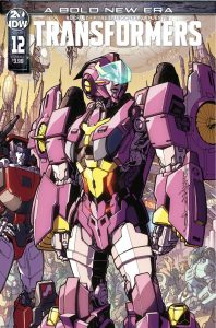 Transformers #12 (2019)
