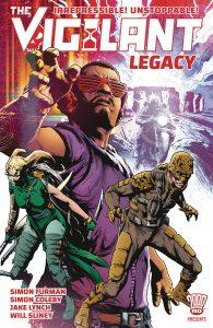 The Vigilant: Legacy #1 (2019)