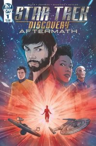Star Trek: Discovery - Aftermath #1 (2019)