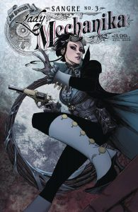 Lady Mechanika: Sangre #3 (2019)