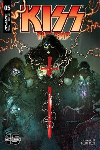 KISS: The End #5 (2019)