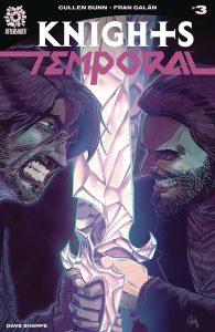 Knights Temporal #3 (2019)