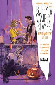 Buffy The Vampire Slayer #8 (2019)