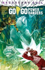 Go Go Power Rangers #23 (2019)
