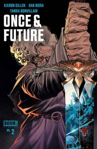 Once & Future #2 (2019)