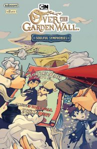 Over Garden Wall: Soulful Symphonies #2 (2019)