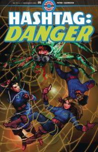Hashtag Danger #5 (2019)