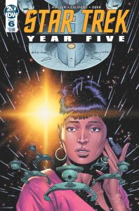 Star Trek: Year Five #6 (2019)
