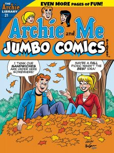 Archie and Me Comics Digest #21 (2019)