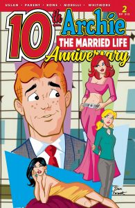 Archie - The Married Life: 10 Years Later #2 (2019)