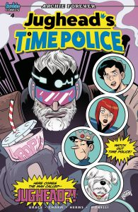 Jughead's Time Police #4 (2019)