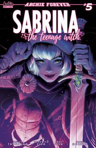 Sabrina the Teenage Witch #5 (2019)