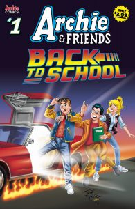Archie & Friends: Back To School #1 (2019)