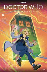 Doctor Who: The Thirteenth Doctor #12 (2019)
