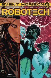Robotech #24 (2019)