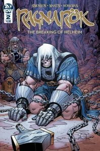 Ragnarok: The Breaking Of Helheim #2 (2019)