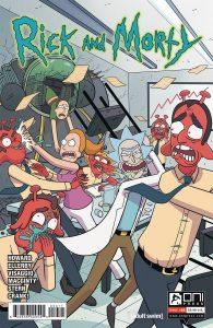 Rick and Morty #54 (2019)