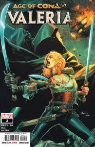 Age Of Conan: Valeria #2 (2019)