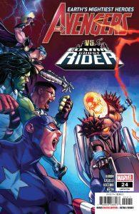 Avengers: Earth's Mightiest Heroes #24 (2019)