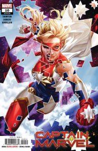 Captain Marvel #10 (2019)