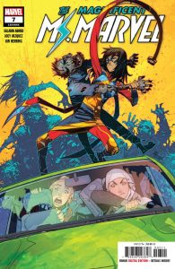 The Magnificent Ms. Marvel #7 (2019)