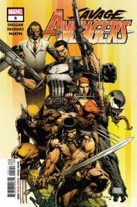 Savage Avengers #5 (2019)