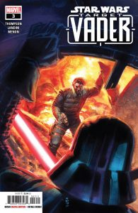 Star Wars: Target Vader #3 (2019)