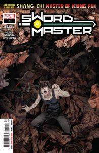 Sword Master #3 (2019)