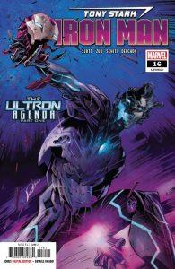 Tony Stark: Iron Man #16 (2019)
