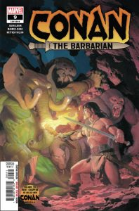 Conan The Barbarian #9 (2019)