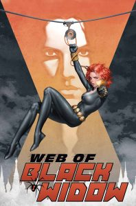 The Web Of Black Widow #1 (2019)