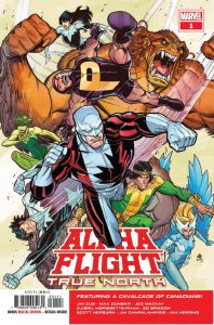 Alpha Flight: True North #1 (2019)