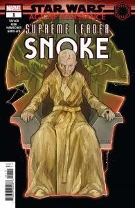 Star Wars: Age of Resistance - Supreme Leader Snoke #1 (2019)
