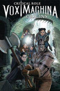 Critical Role: Vox Machina Origins II #3 (2019)
